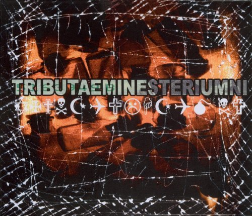 Tribute To Ministry Tributaeminesteriumni 2 CD T T Ministry