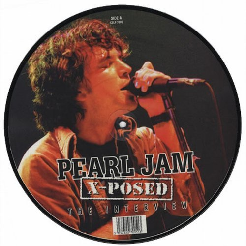 Pearl Jam X Posed Interview Picture Lp
