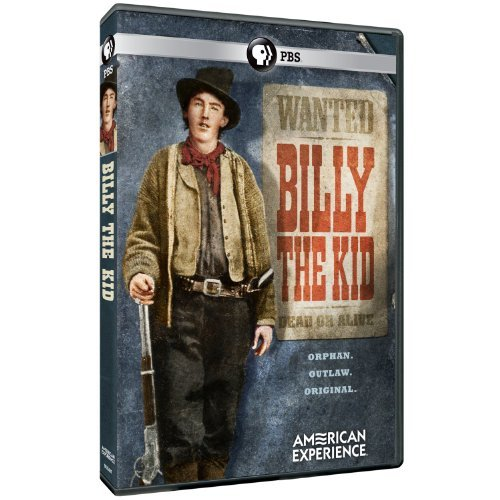 Billy The Kid American Experience Nr