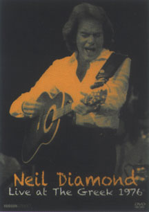 Neil Diamond Live At The Greek Theatre