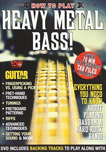How To Play Heavy Metal Bass Guitar World Nr