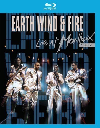 Earth Wind & Fire Live At Montreux 1997 Blu Ray Nr
