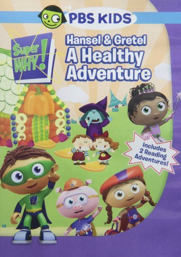 Hansel & Gretel A Healthy Adv Super Why! Nr