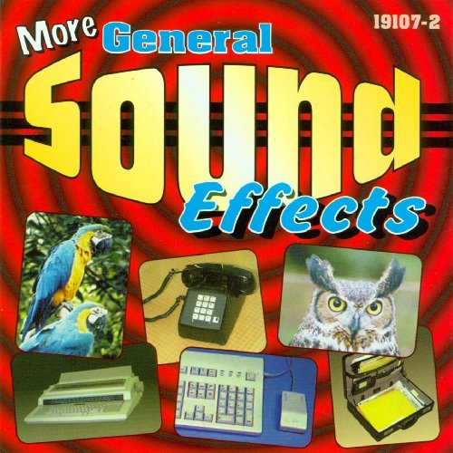 Sound Effects More General Sound Effects
