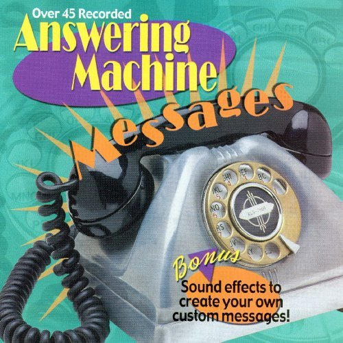 Sound Effects Answering Machine Messages