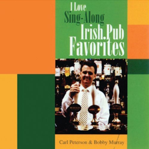 Peterson Murray I Love Sing Along Irish Pub Fa I Love Series