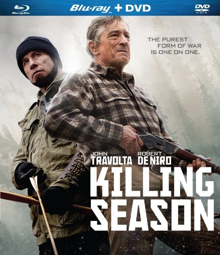 Killing Season De Niro Robert Blu Ray DVD Ws R