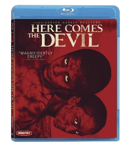 Here Comes The Devil Barreiro Caro Blu Ray Nr Ws