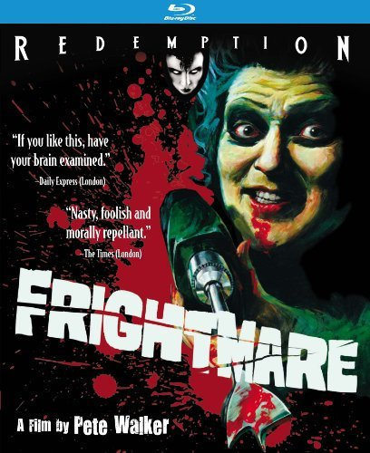 Frightmare Frightmare Blu Ray Ws Nr