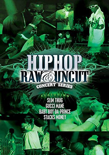 Hip Hop Raw & Uncut Live In Co Hip Hop Raw & Uncut Live In Co Nr