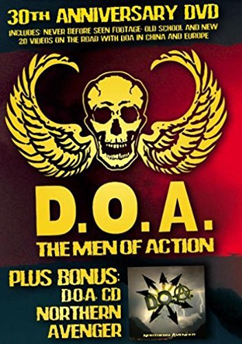 D.O.A. Men Of Action Nr
