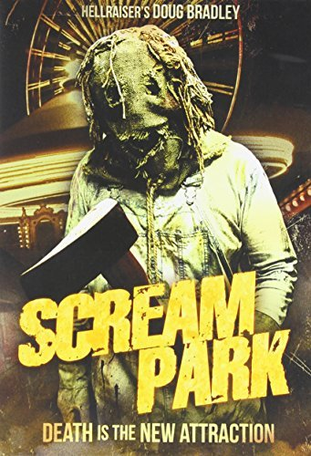 Scream Park Scream Park DVD Nr