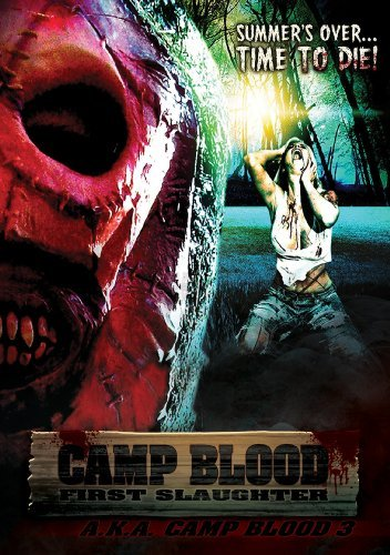 Camp Blood First Slaughter Camp Blood First Slaughter DVD Nr