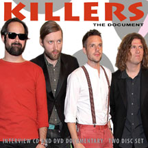 Killers Document Incl. DVD