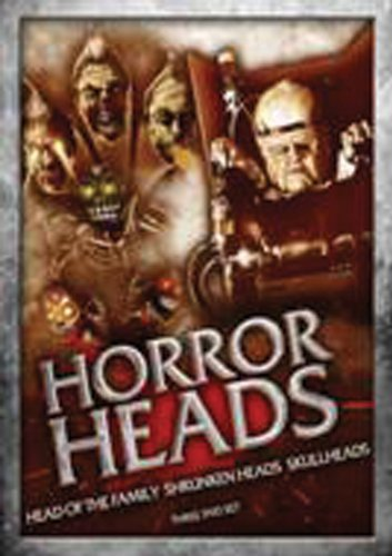 Horror Heads! Horror Heads! Nr 3 DVD
