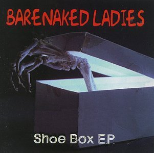 Barenaked Ladies Shoebox Ep CD Rom For Pc Macintosh Interactive Audio CD
