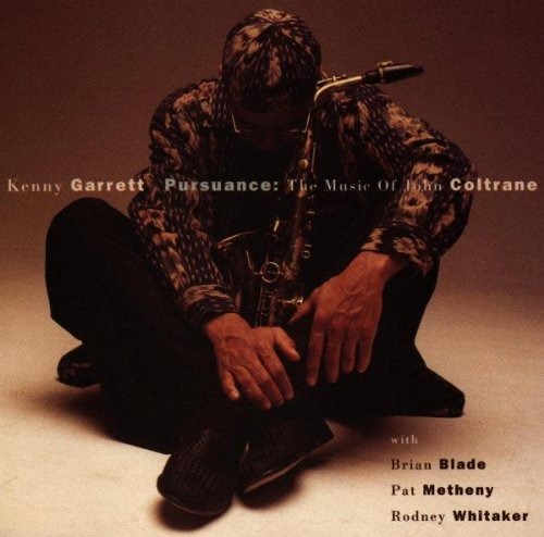 Garrett Kenny Pursuance Music Of John Coltra