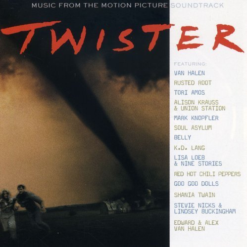 Twister Soundtrack Red Hot Chili Peppers Clapton