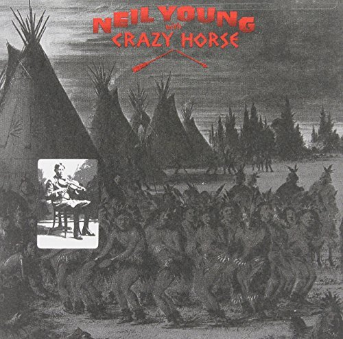Neil Young Broken Arrow Hdcd