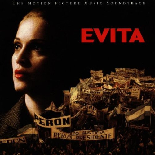 Evita Soundtrack 2 CD Set