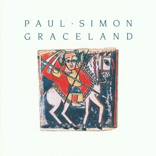 Simon Paul Graceland Enhanced CD