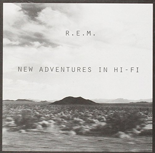 R.E.M. New Adventures In Hi Fi Import Eu