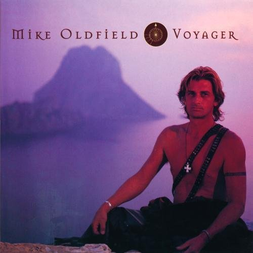Mike Oldfield Voyager CD R