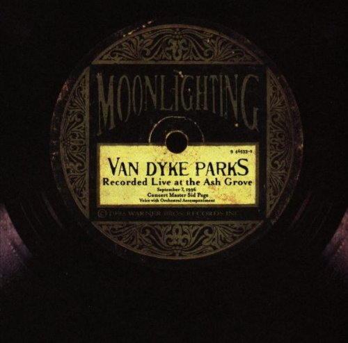 Van Dyke Parks Moonlighting Live At The Ash CD R