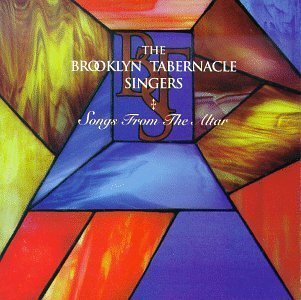 Brooklyn Tabernacle Choir Songs From The Altar CD R