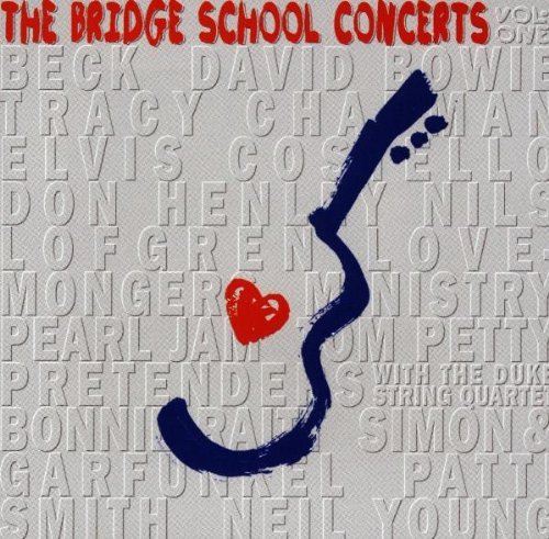 Bridge School Concerts Vol. 1 Petty Pearl Jam Raitt Hdcd Bridge School Concerts