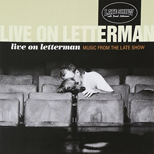 Live On Letterman Music Fro Live On Letterman Music From T Garcia Grisman Flea Costello Jewel R.E.M. Kravitz Franklin