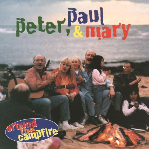 Peter Paul & Mary Around The Campfire 2 CD Set