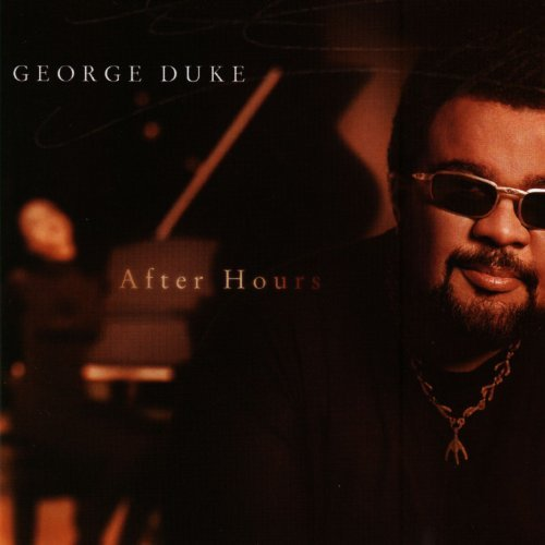 George Duke After Hours CD R