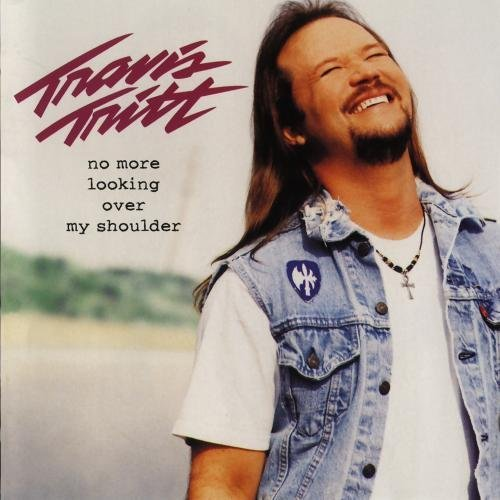 Travis Tritt No More Looking Over My Should CD R