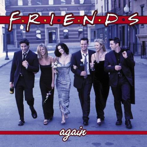 Friends Again Soundtrack Williams Waltons Houston Hynde Armstrong Kudrow