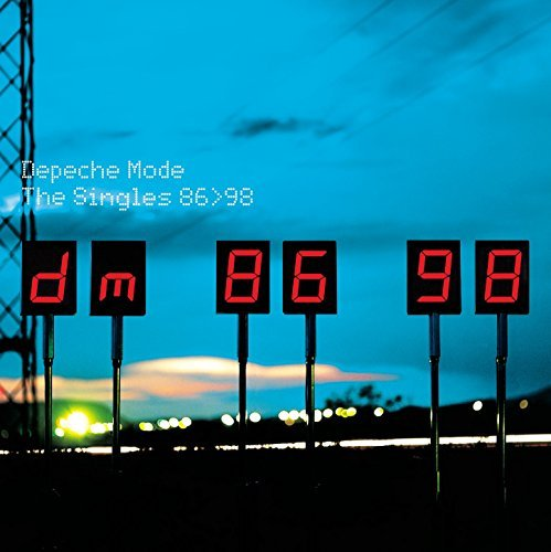 Depeche Mode Singles 86 98 2 CD Set