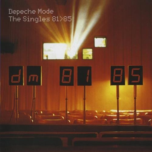 Depeche Mode Singles 81 85 CD R