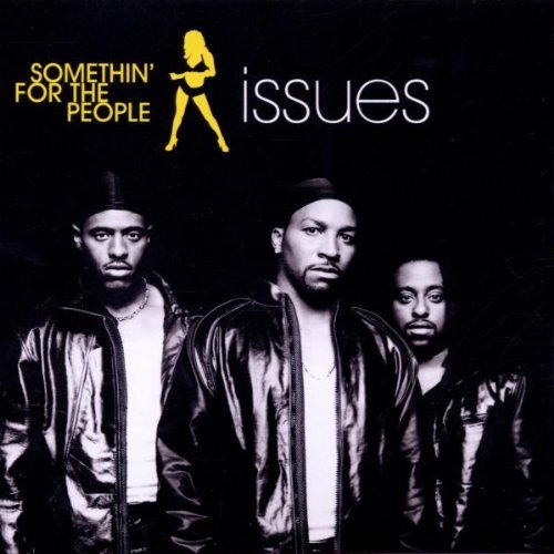 Somethin' For The People Issues CD R