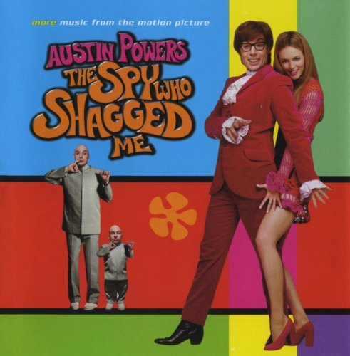 Austin Powers Spy Who Shagged Vol. 2 Soundtrack CD R Gaye They Might Be Giants