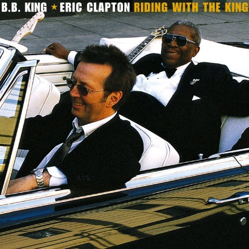 Clapton King Riding With The King