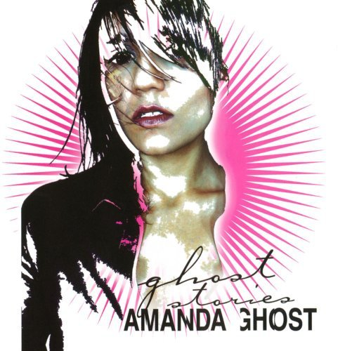 Amanda Ghost Ghost Stories CD R