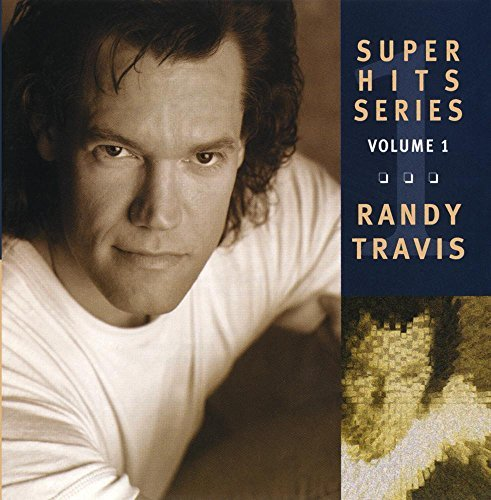 Randy Travis Vol. 1 Super Hits CD R
