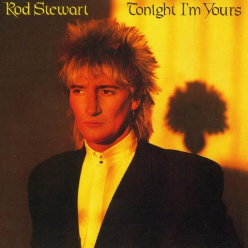 Rod Stewart Tonight I'm Yours CD R