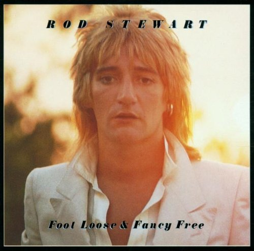Rod Stewart Foot Loose & Fancy Free CD R
