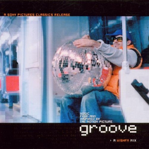 Groove Groove B 15 Project Orbital E.T.I. Soundtrack
