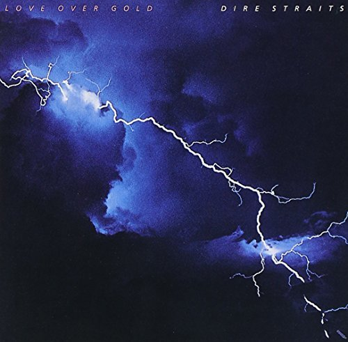 Dire Straits Love Over Gold Remastered