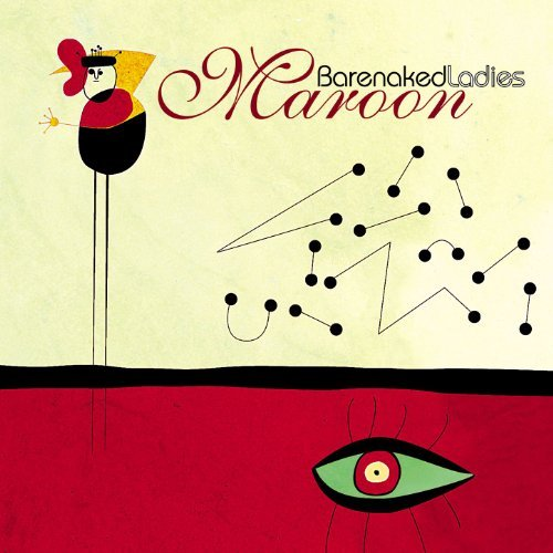 Barenaked Ladies Maroon Incl. Bonus Track