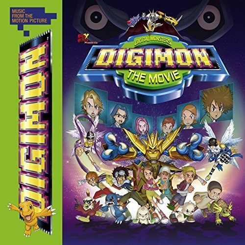 Various Artists Digimon