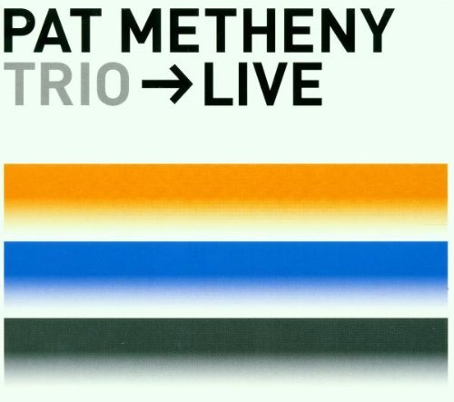 Pat Metheny Trio Live 2 CD