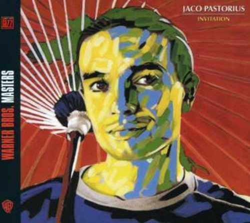 Pastorius Jaco Invitation Import Aus Remastered